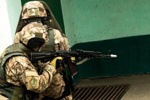 На иркутском стадионе «Рекорд» состоялись крупные антитеррористические учения