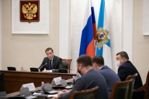 В Архангельске состоялось заседание областной антитеррористической комиссии