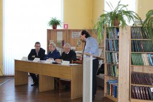 В Иваново прошла встреча студентов с представителями учреждений, осуществляющих профилактику и контроль в области противодействия терроризму и экстремизму