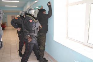 Оперативным штабом в Республике Бурятия проведено командно-штабное учение «Экран»