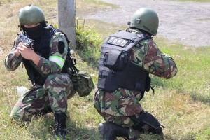 Оперативным штабом в Липецкой области проведено плановое тактико-специальное учение по пресечению условного террористического акта на объекте железнодорожного транспорта