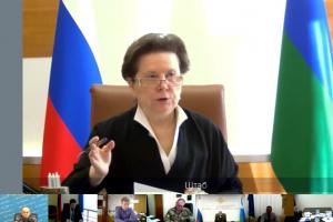 Совместное заседание антитеррористической комиссии и оперативного штаба проведено в Югре
