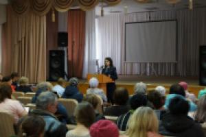 В Кемерове в рамках мероприятия «Нет ненависти и вражде» полицейские провели встречу с родителями первокурсников