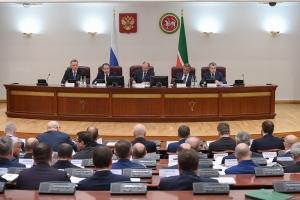 В Казанском Кремле  прошло выездное совещание по вопросу противодействия терроризму и незаконной миграции