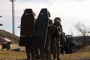 В Гудермесском районе прошли масштабные учения силовиков по захвату и ликвидации террористов