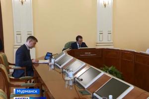 Совместное заседание антитеррористической комиссии и оперативного штаба в Мурманской области
