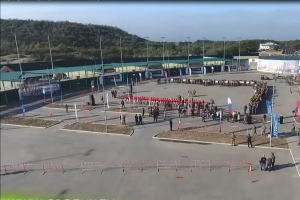 В Ахмат-Юрте прошел чемпионат по тактической стрельбе среди спецподразделений