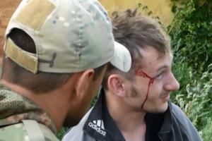 Смоленских журналистов захватили «террористы»