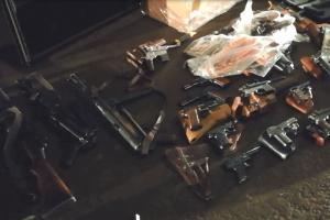 ФСБ России во взаимодействии с МВД России пресечена преступная деятельность по незаконному обороту огнестрельного оружия
