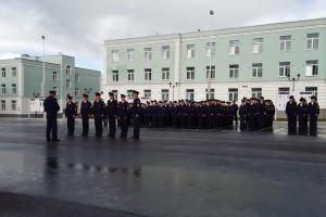 В Петрозаводском президентском кадетском училище проведена антитеррористическая тренировка