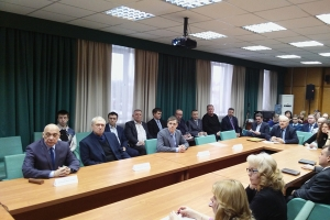 Семинар с секретарями антитеррористических комиссий  муниципальных образований Вологодской области