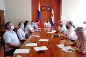 В Мордовии обсудили вопросы информационного противодействия терроризму