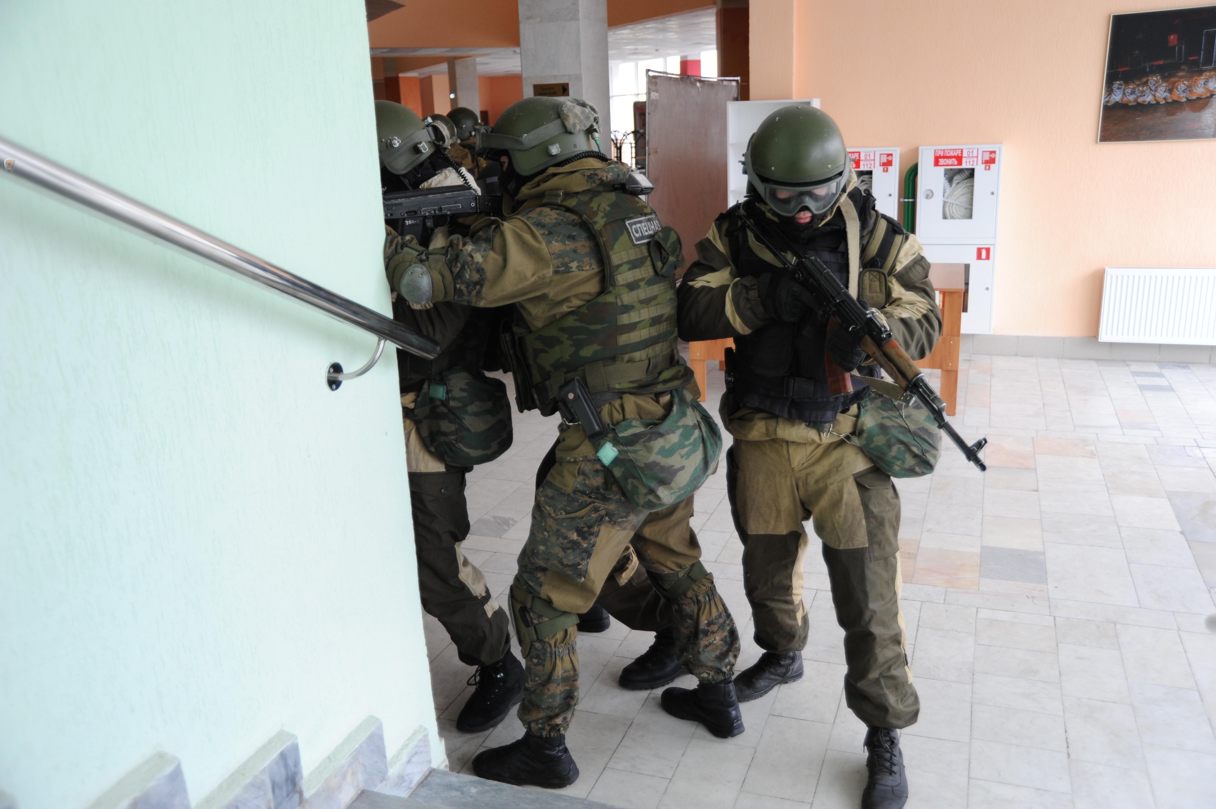 ФСБ предотвратила теракт в Москве с участием смертников на Новый год